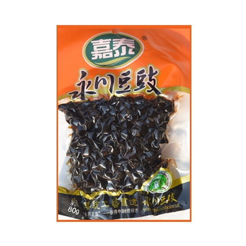 JIATAI Preserved Black Bean 250g