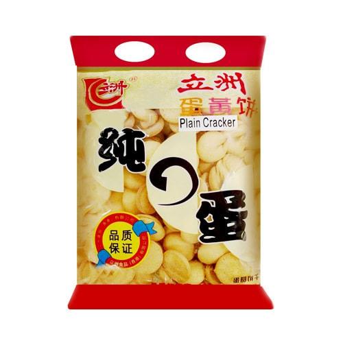 立洲 蛋黄饼 250g