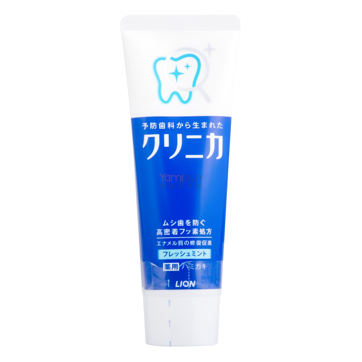 LION Clinica Fresh Mint Toothpaste 130g