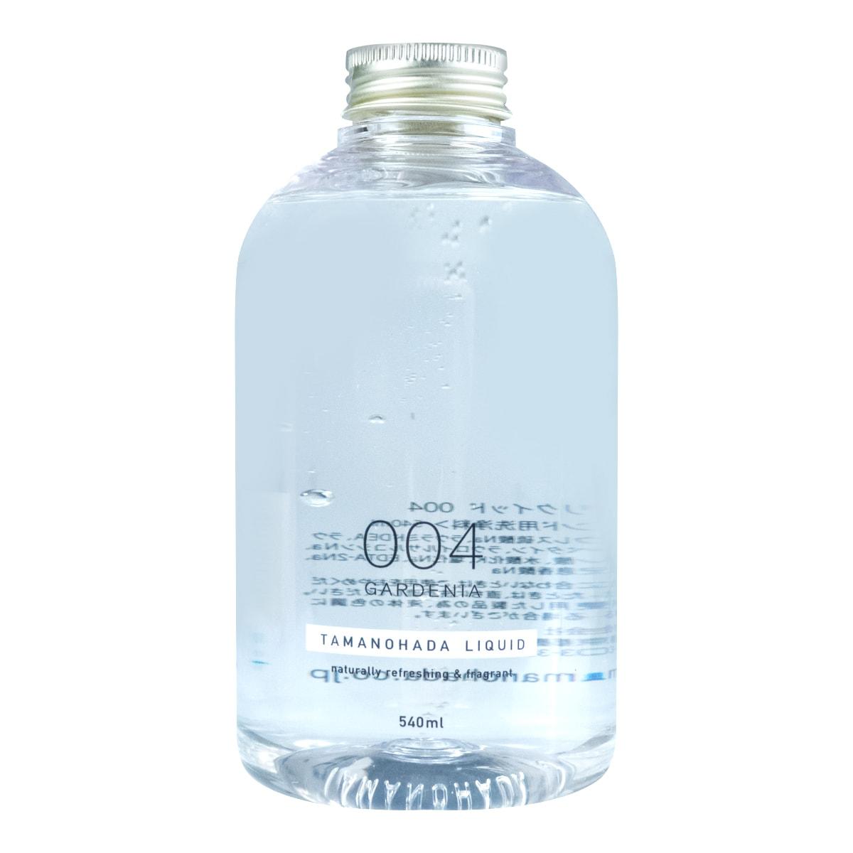 日本TAMANOHADA玉肌 沐浴乳 #004栀子花香 540ml