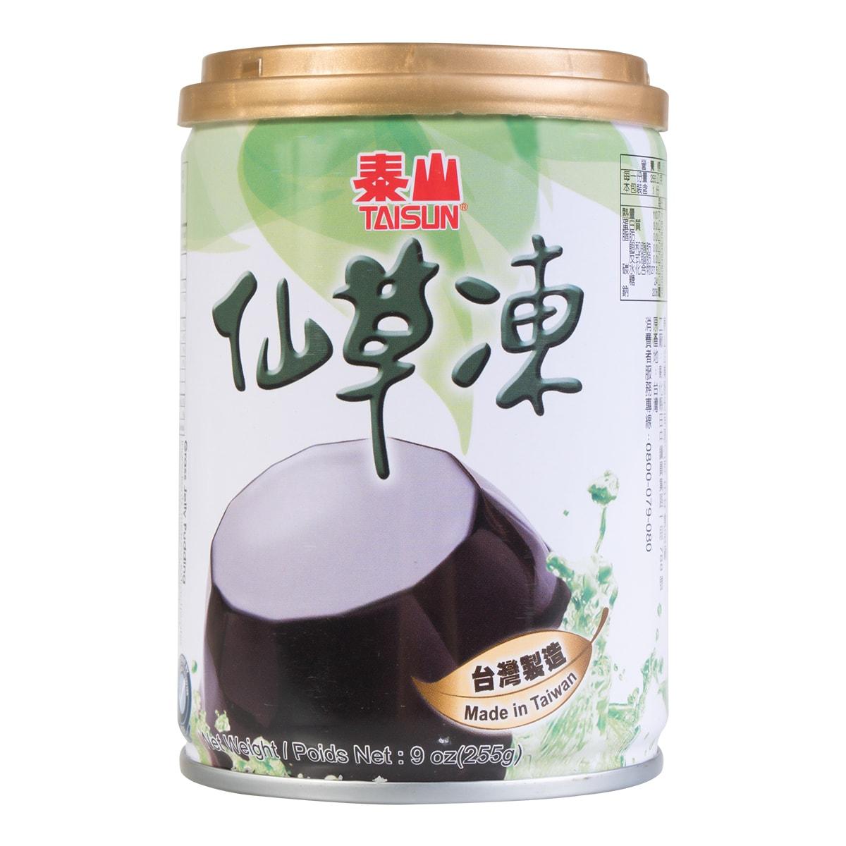 台湾泰山 清凉退火天然仙草冻 255g