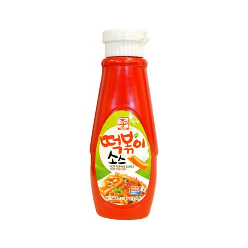 YISSINE Hot Pepper Sauce for Topokki 300g