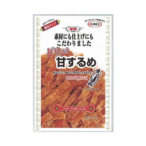 MARUESU Dried Shredded Quid 32g