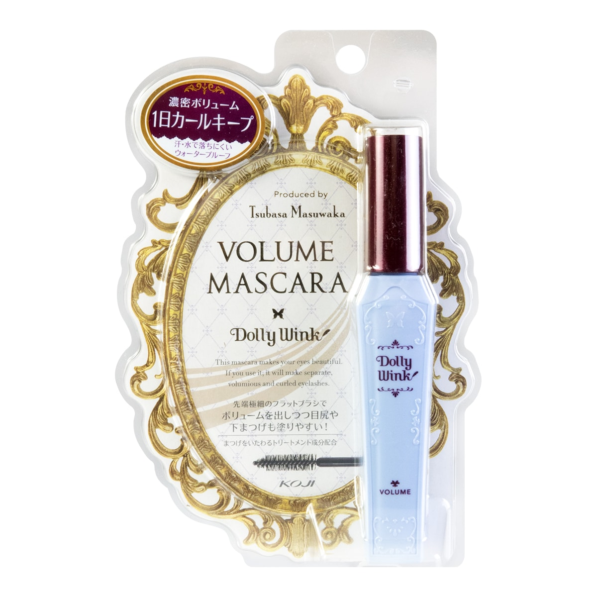 KOJI DOLLY WINK Volume Mascara #Black