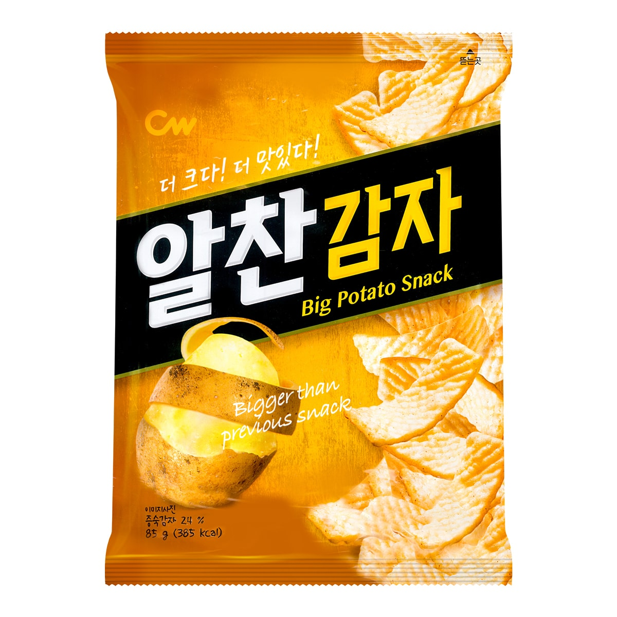 CW Big Potato Snack 85g