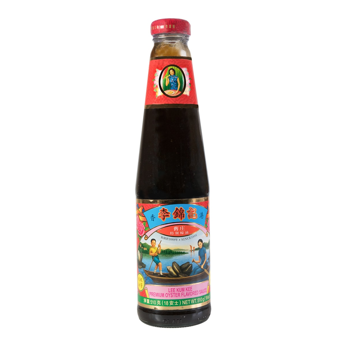 LEE KUM KEE Premium Oyster Flavored Sauce 510g