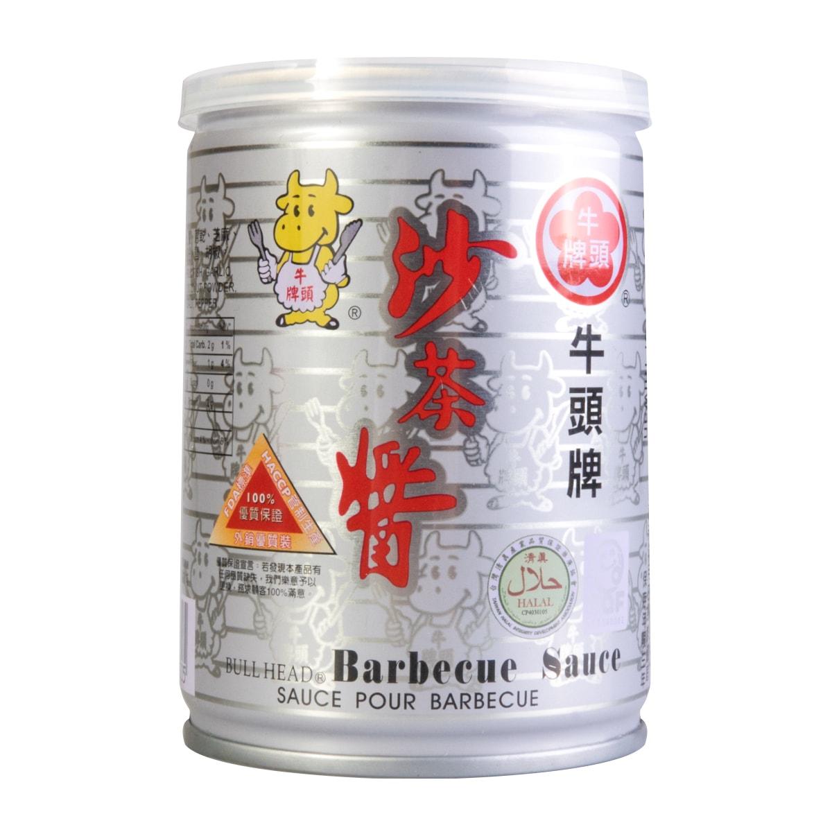 台湾牛头牌 沙茶酱 250g