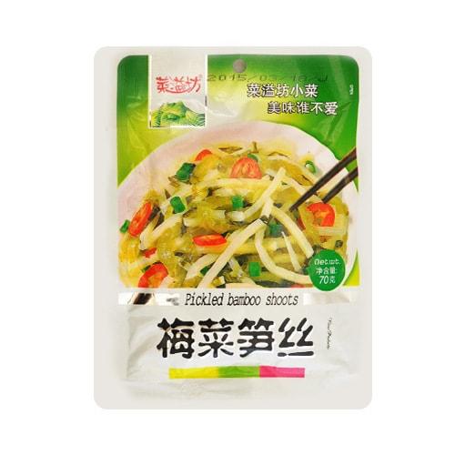 菜溢坊 小菜系列 梅菜笋丝 70g