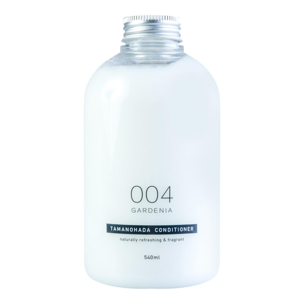 日本TAMANOHADA玉肌 无硅油护发素 #004栀子花香 540ml