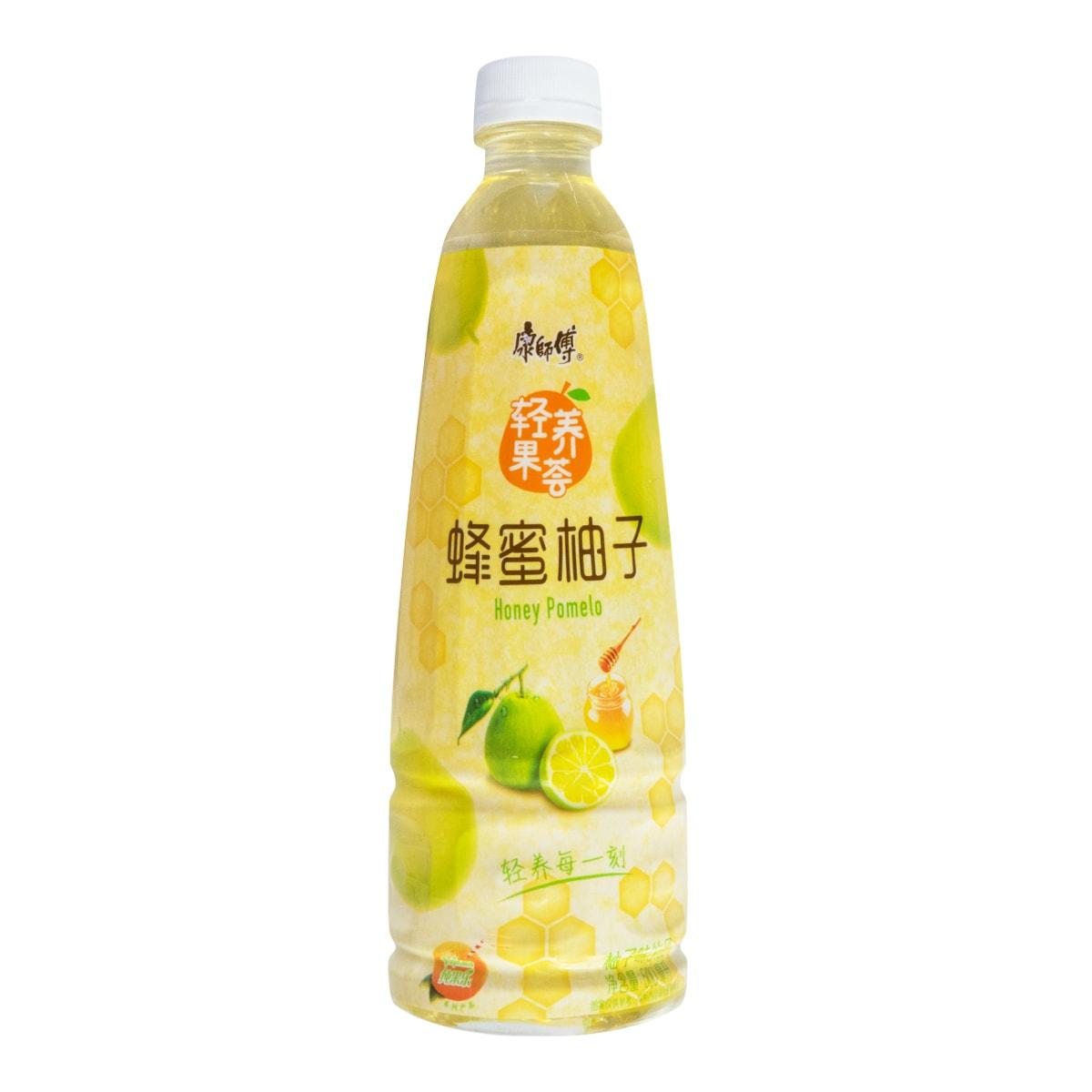 康师傅 蜂蜜柚子茶 500ml