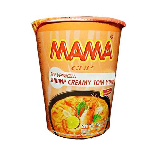 泰国MAMA妈妈 冬阴功虾酸辣粉丝 杯装 55g
