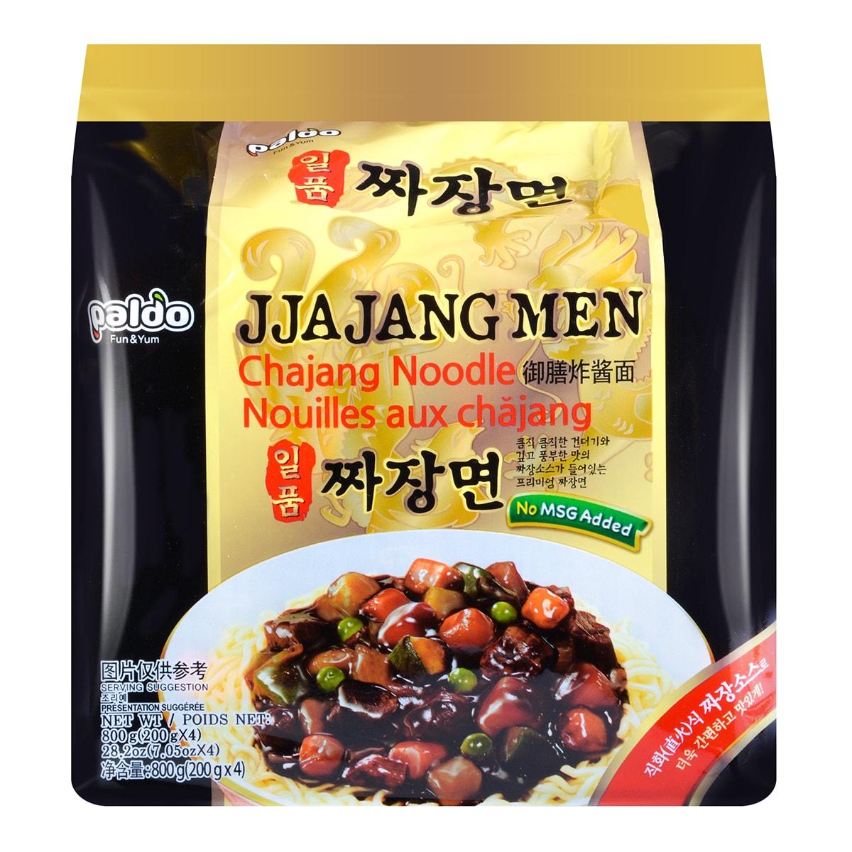 PALDO Instant Ramen With Soybean Paste 4 Packs