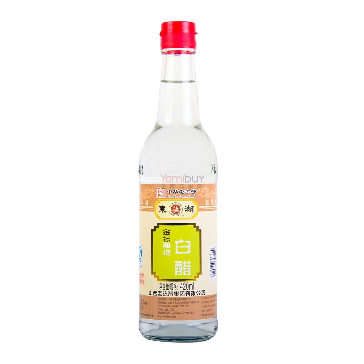 东湖 金标酿造白醋 420ml