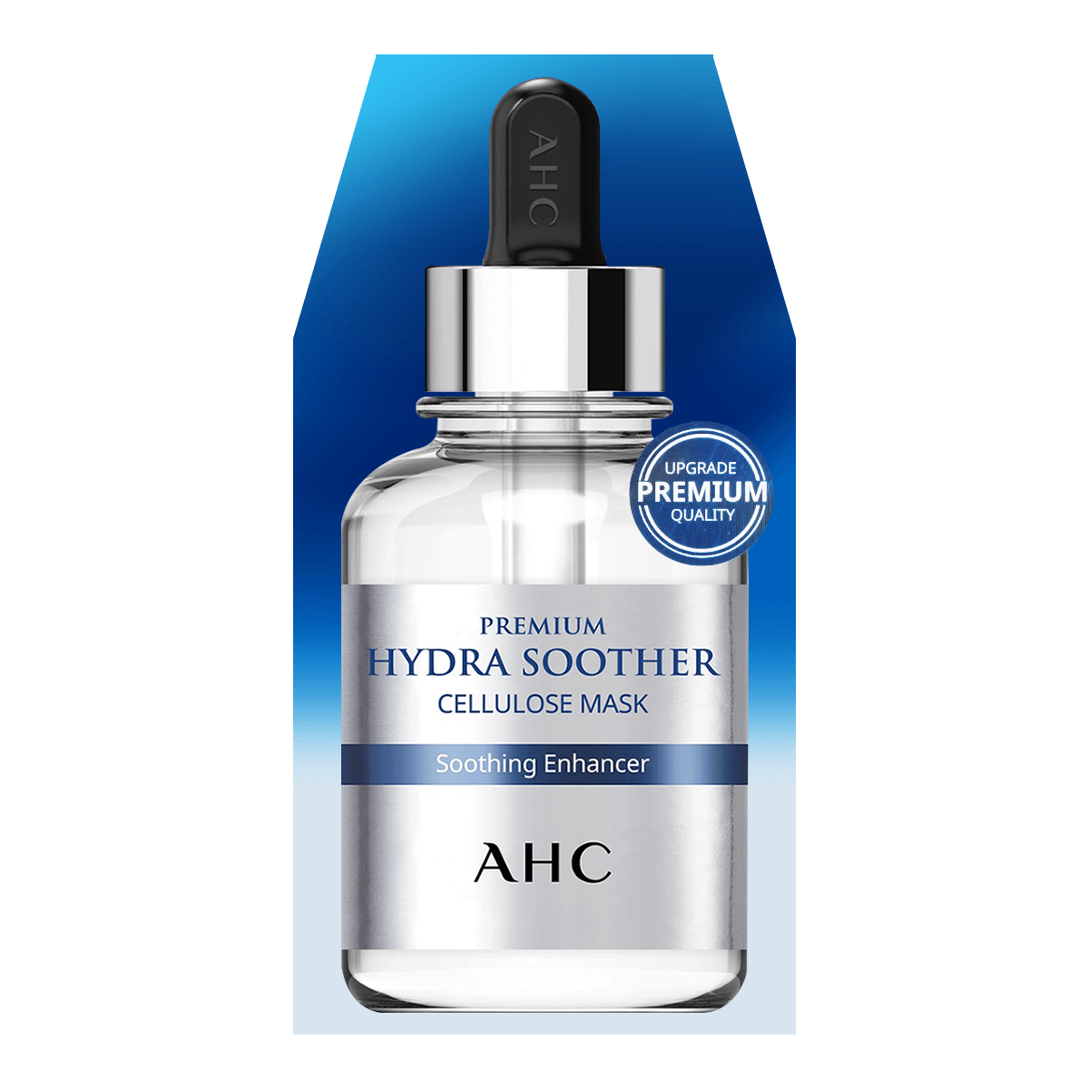 韩国A.H.C 玻尿酸安瓶精华天丝纤维面膜 5片入