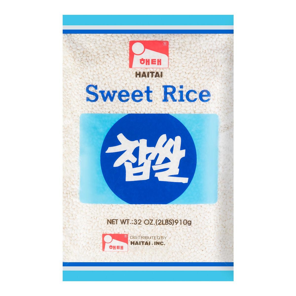 HAITAI Sweet Rice 910g
