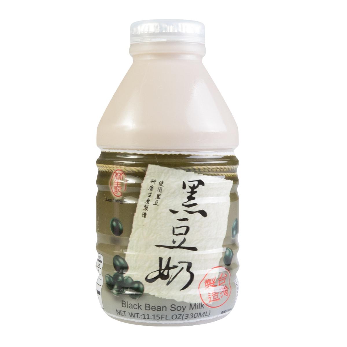 台湾林生记 黑豆奶 330ml
