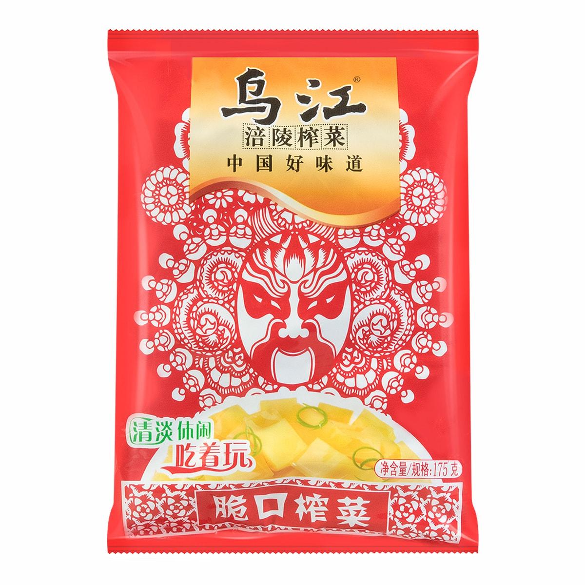 乌江涪陵榨菜 脆口榨菜 150g