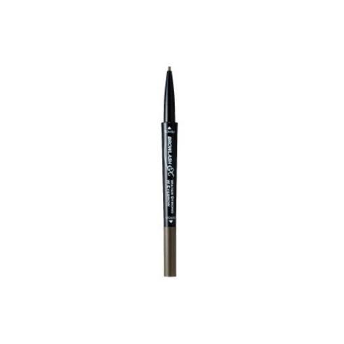 BCL BROWLASH EX Eyebrow Pencil & Liquid (Grayish Brown)