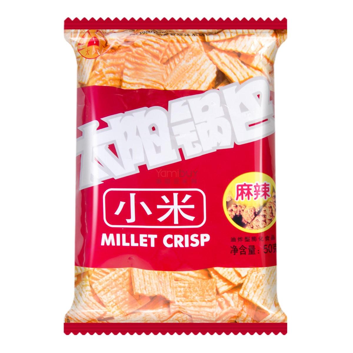 TAIYANG Millet Crisp Hot 50g