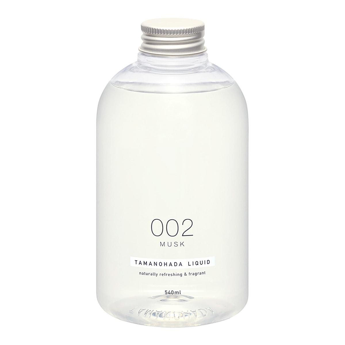 日本TAMANOHADA玉肌 沐浴乳 #002麝香 540ml