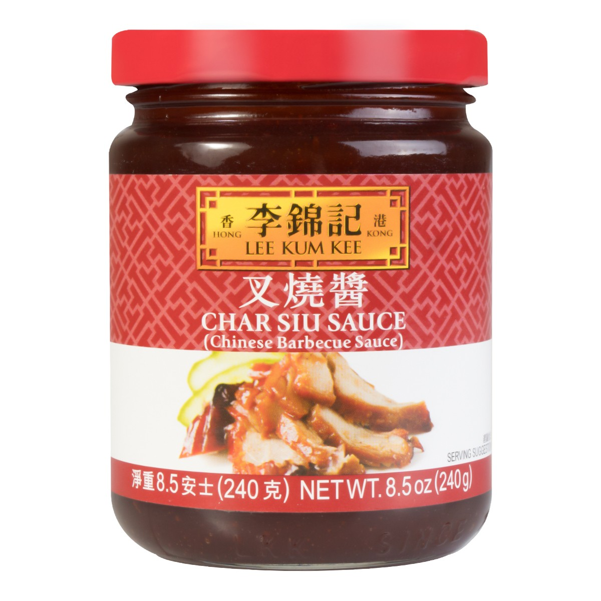 香港李锦记 叉烧酱 230g