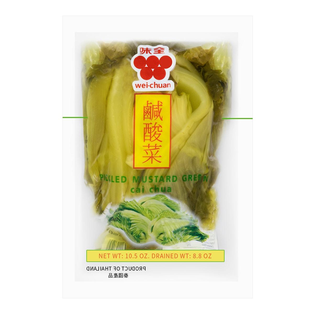 WEI CHUAN Pickled Mustard Green 298g