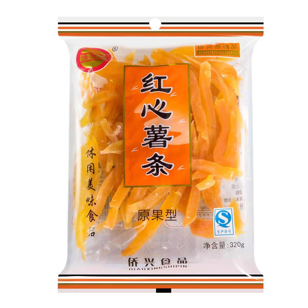 侨兴源 红心薯条 320g