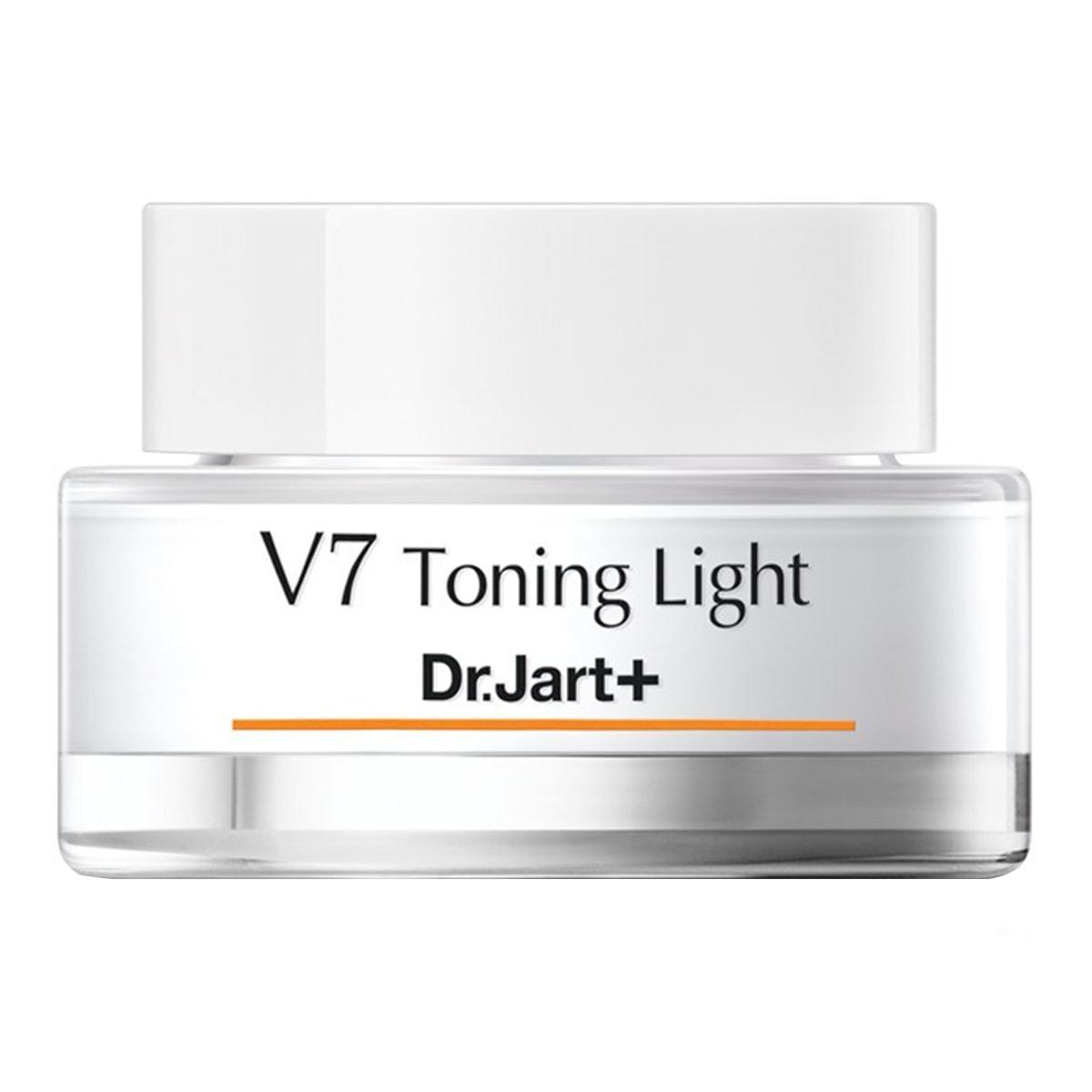 韩国DR.JART+ V7 素颜霜 美白保湿提亮润肤霜 50ml