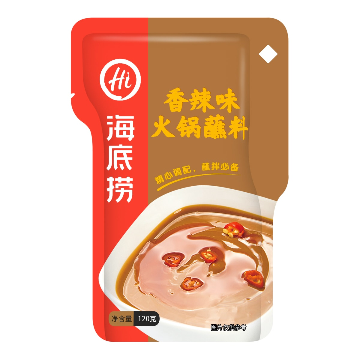 HAIDILAO Hot Pot Dipping Spicy Flavor 120g