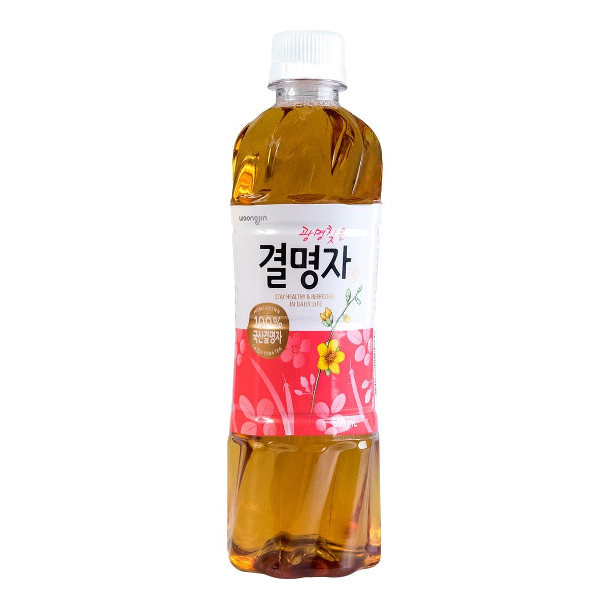 韩国WOONGJIN熊津 决明子茶 500ml