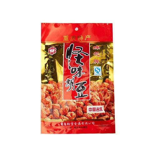 蝶花牌 怪味胡豆 185g 重庆老字号