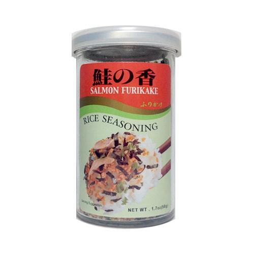 日本AJISHIMA味岛 香松系列 日式拌饭料 鲑鱼海苔味 50g