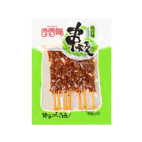 香香嘴 串烧 鸡汁味 60g 四川特色零食