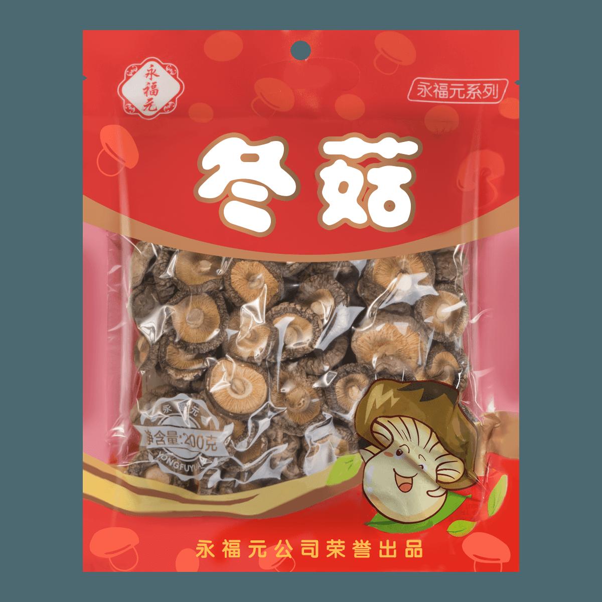 永福元 冬菇 200g