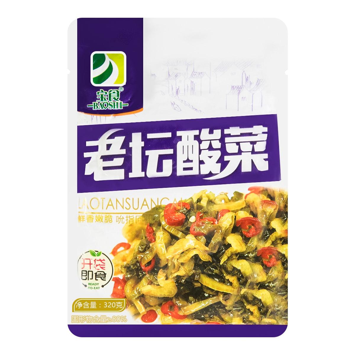 宝食 老坛酸菜 320g