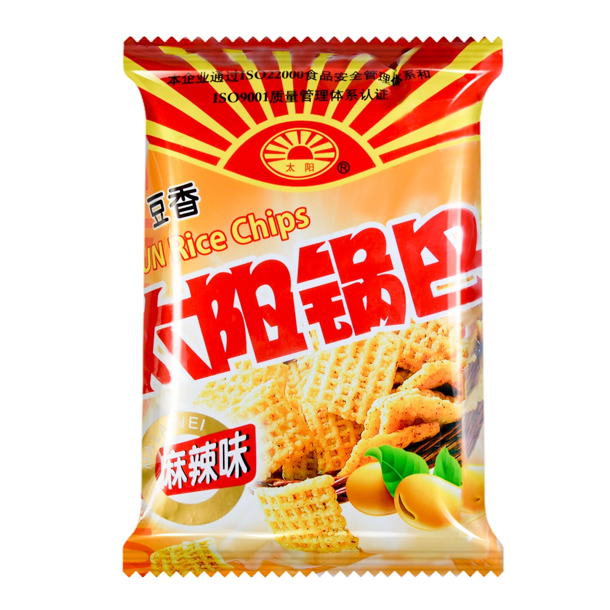 TAIYANG Sun Rice Crisp Hot 50g