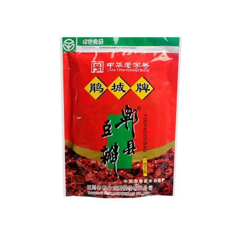 四川鹃城牌 郫县一级豆瓣酱 227g 中国非物质文化遗产
