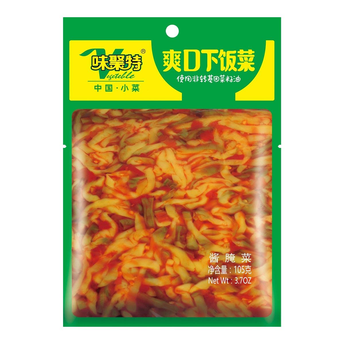 四川味聚特 爽口下饭菜 105g