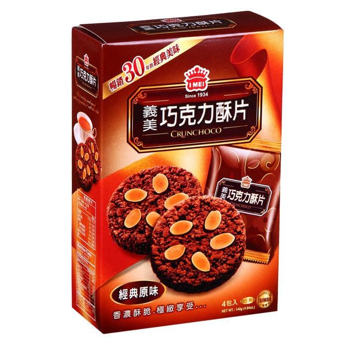 IMEI Crunchoco Classic Original Flavor 4packs