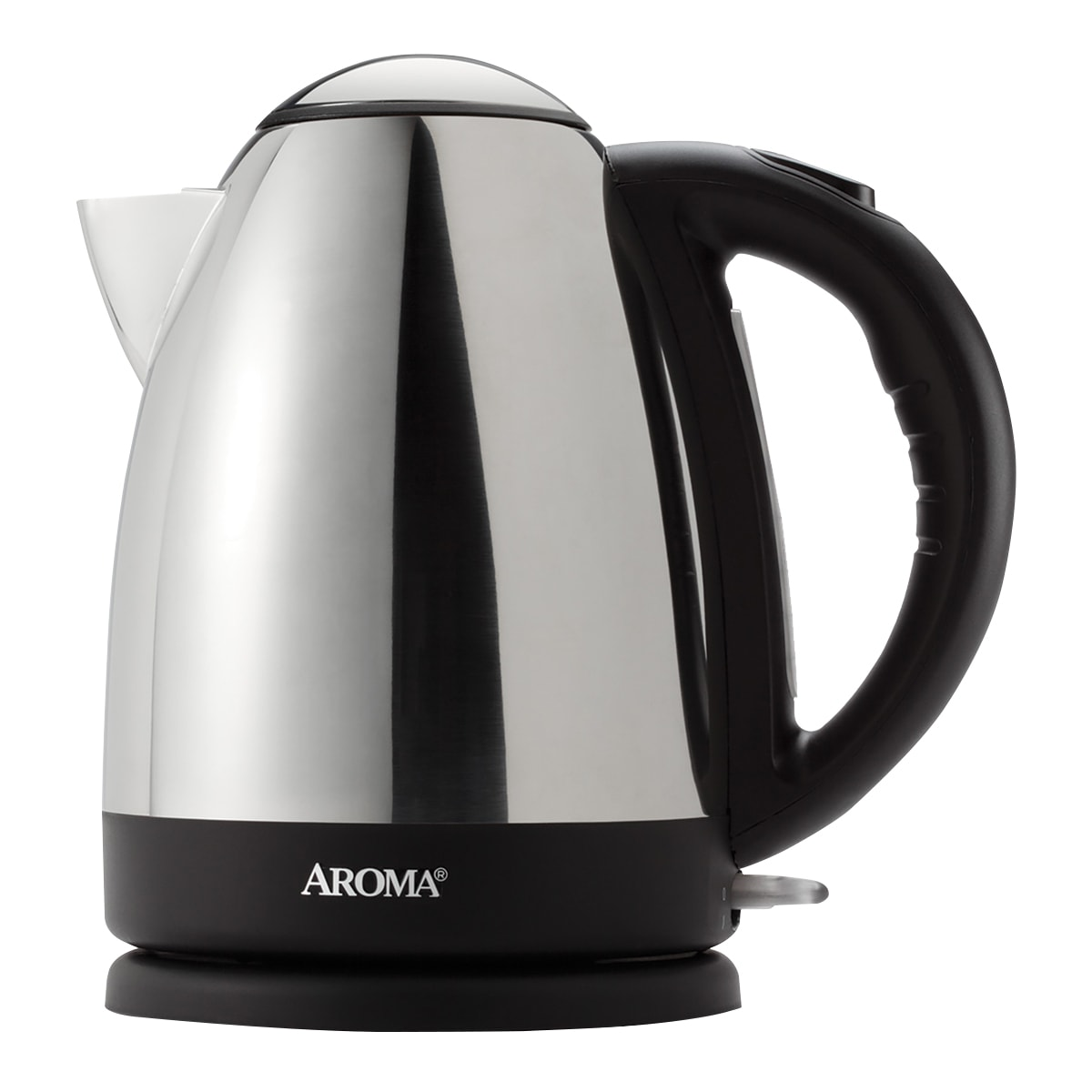 AROMA 1.7L Electric Stainless Steel Water Kettle (2 Year Manufacturer Warranty)