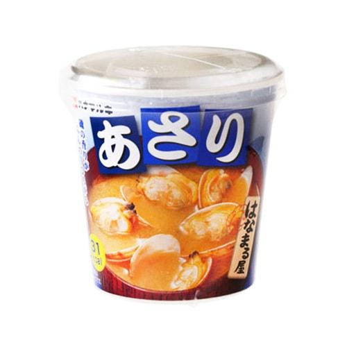 HANAMARUKI Miso Soup Cup clam 48g