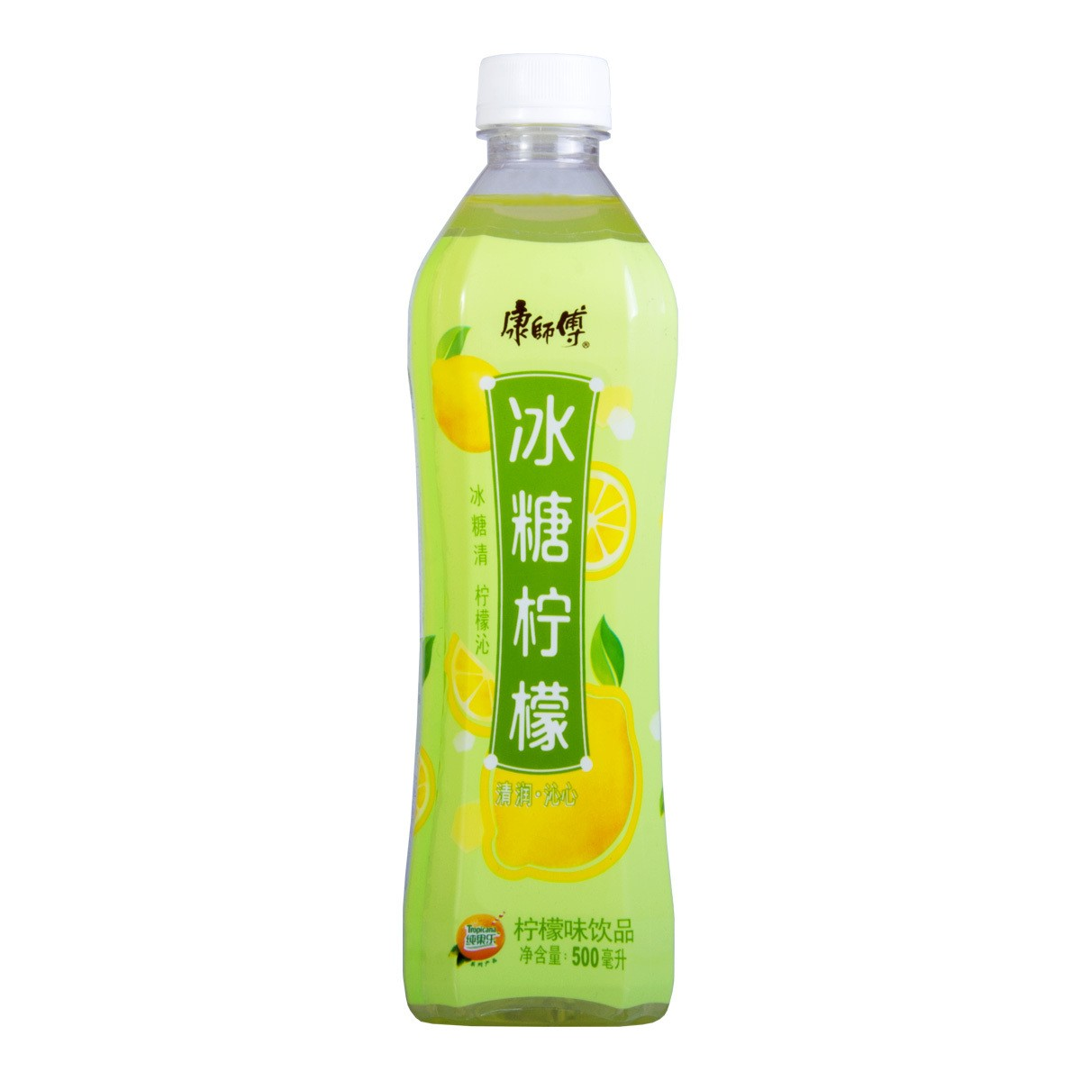 MASTER KONG Lemon Drink 500ml
