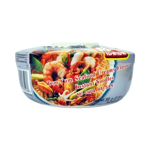 FASHION FOOD Tom Yum Seafood Creamy Flavor Instant Noodles 65g