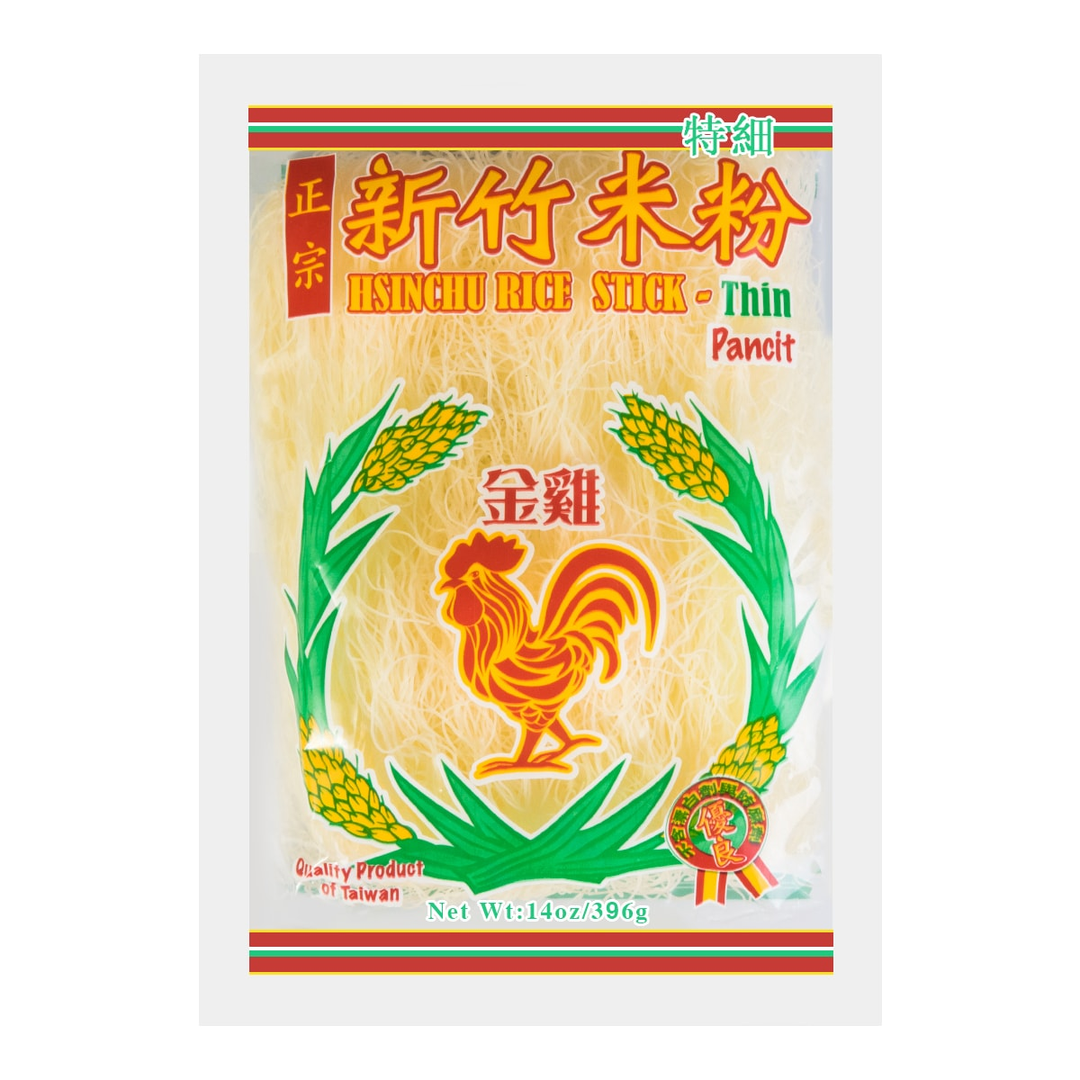 HSINCHU Rice Stick Thin 396g