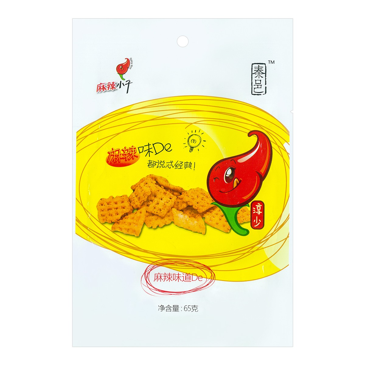Spicy Boy Rice Cracker Spicy Flavor  65g