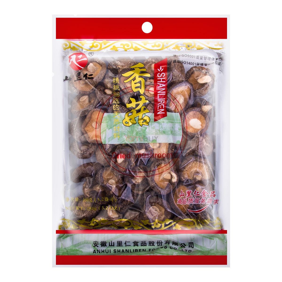 山里仁 精选特级香菇 150g