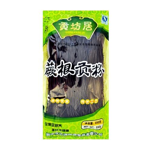 贡坊居 黑色健康多纤蕨根贡粉 350g