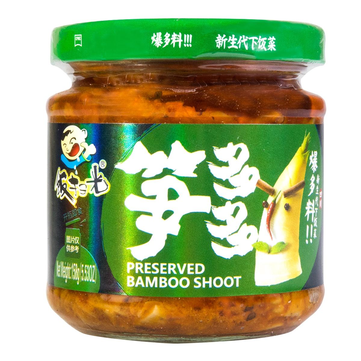 饭扫光 爆炒笋片 笋多多 158g