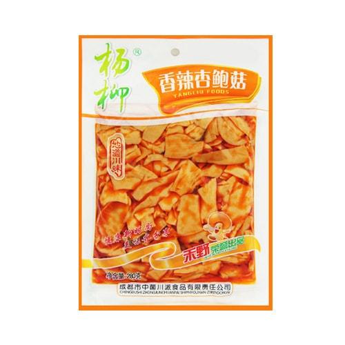 四川禾野 杨柳香辣杏鲍菇 280g