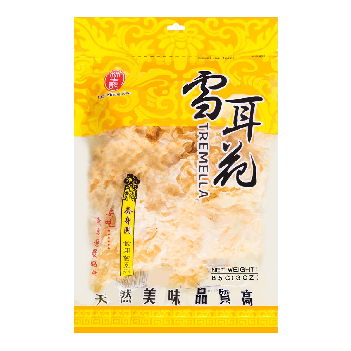 台湾林生记 精选雪耳花 85g